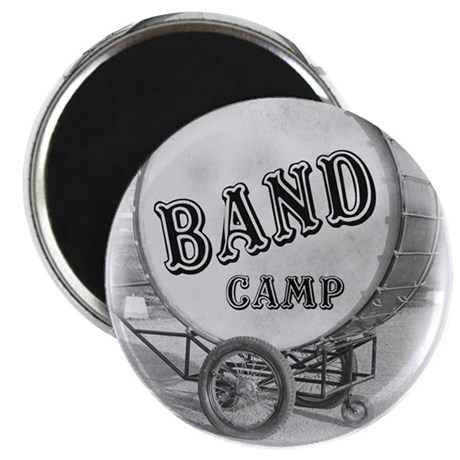 Band Camp Magnet
