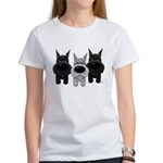 Schnauzer Nose/Butt Women's T-Shirt