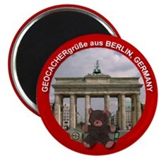GC BERLIN Magnet