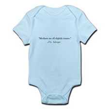 Insane Mothers Infant Bodysuit