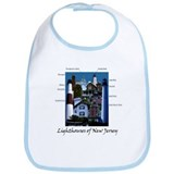 Lighthouses of New Jersey Bib