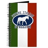 Future Italian Stallion Baby Journal