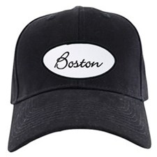 Boston, Massachusetts Baseball Hat