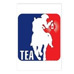 Tea Party Logo Postcards (Package of 8)