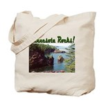 Minnesota Rocks! Tote Bag