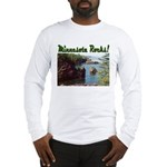 Minnesota Rocks! Long Sleeve T-Shirt