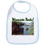 Minnesota Rocks! Bib