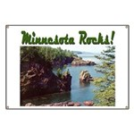 Minnesota Rocks! Banner