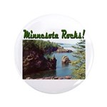 "Minnesota Rocks! 3.5"" Button"