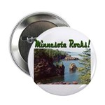 "Minnesota Rocks! 2.25"" Button (100 pack)"