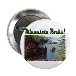 "Minnesota Rocks! 2.25"" Button"