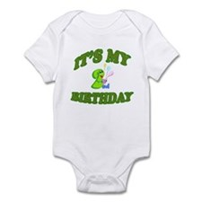 2ND BIRTHDAY Body Suit