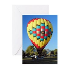 Southwestern Balloon Greeting Cards (Pk of 10)