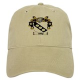 Carey Coat of Arms Baseball Cap