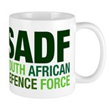 South African Defence Force Mug