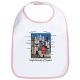 Lighthouses of Japan Bib