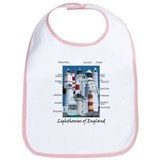 Lighthouses of England Bib