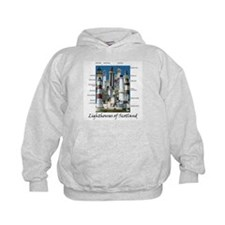 Lighthouses of Scotland Hoody
