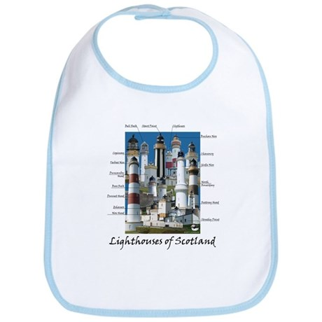 Lighthouses of Scotland Bib