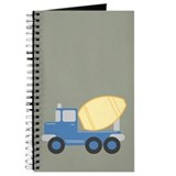 Little Cement Truck Journal