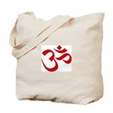 Funny Meditation Tote Bag