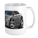 Chrysler 300 Grey Car Mug