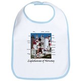 Lighthouses of Norway Bib