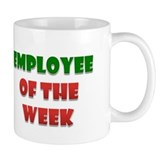 Employee of the Week Coffee Mug