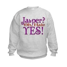 Jasper, oh Hale Yes! Twilight Sweatshirt