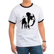Elephanter (Black) T
