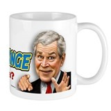 Bush - Hope and Change? Mug
