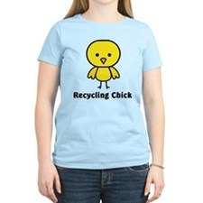 Recycling Chick T-Shirt