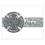 Big Gladiator Small Poster