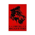 Scottish Terrier - Obey the Scottie! Magnet