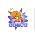 Colts Football Postcards (Package of 8)