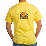 Colts Football Yellow T-Shirt