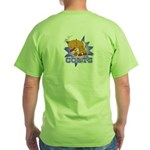 Colts Football Green T-Shirt