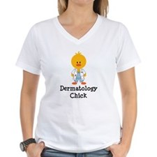 Dermatology Chick Shirt