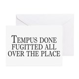 Cool Fugitive Greeting Cards (Pk of 10)