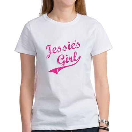 Jessie's Girl Womens T-Shirt