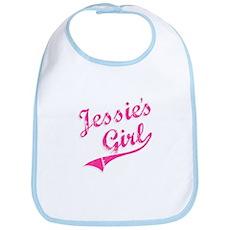 Jessie's Girl Bib