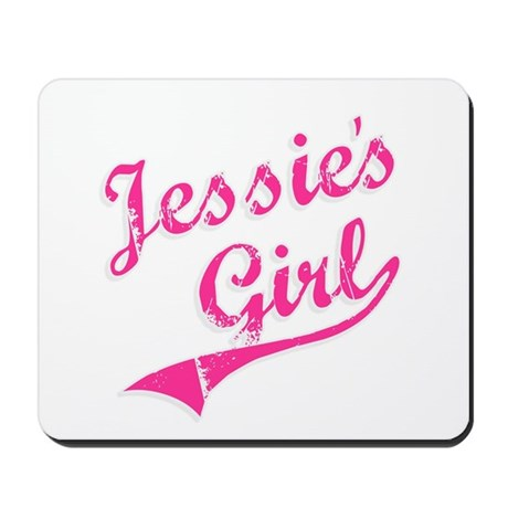Jessie's Girl Mousepad