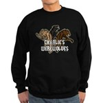 Werewolf Women Sweatshirt (dark)