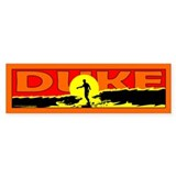 Duke Bumper Bumper Stickers