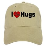I Love Hugs Cap