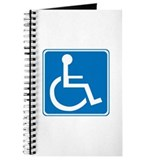 Handicapped Sign Journal