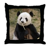 Giant Panda Bear Throw Pillow
