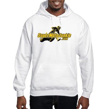 SupermotoJunkie.com Hooded Sweatshirt