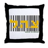 Israel's 62 Throw Pillow