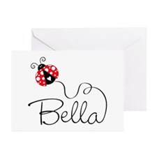 Ladybug Bella Greeting Cards (Pk of 20)